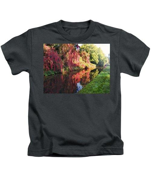 Autumn Colours Kids T-Shirt