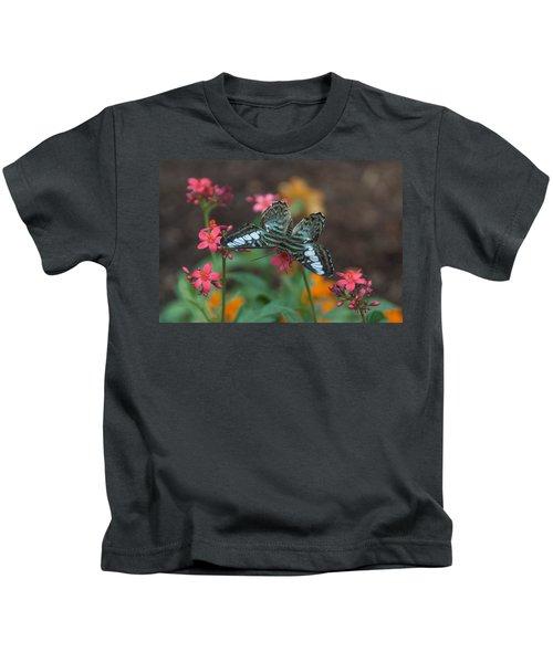 Clipper Butterfly 6150-052513-1cr Kids T-Shirt