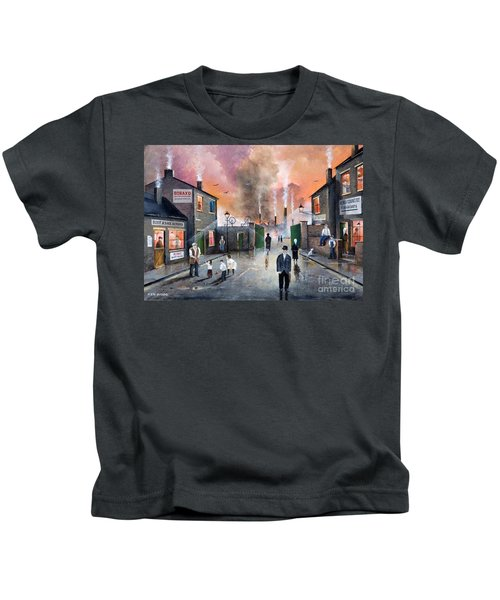 Images Of The Black Country Kids T-Shirt
