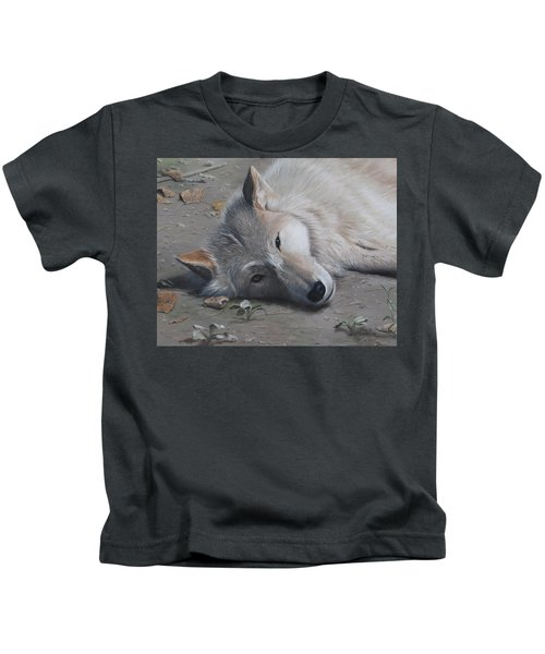 Just A Little Break Kids T-Shirt