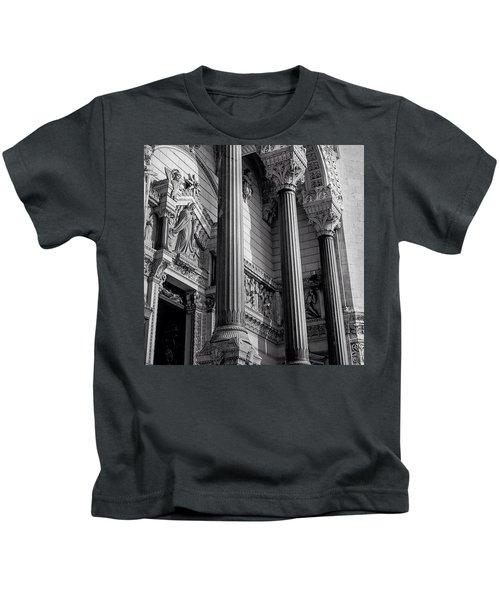 Lyon, France Kids T-Shirt