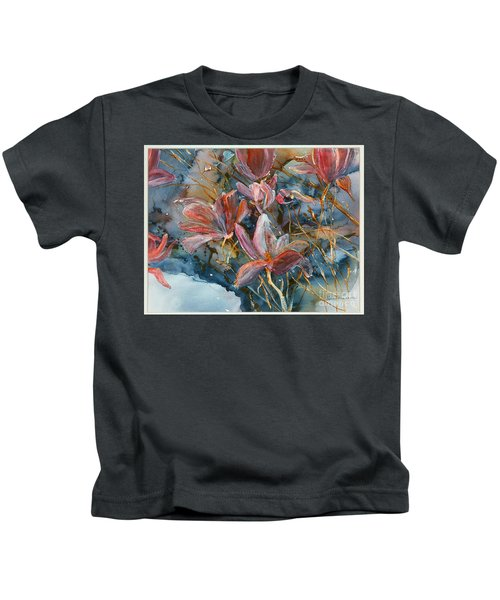 Magnolias Kids T-Shirt