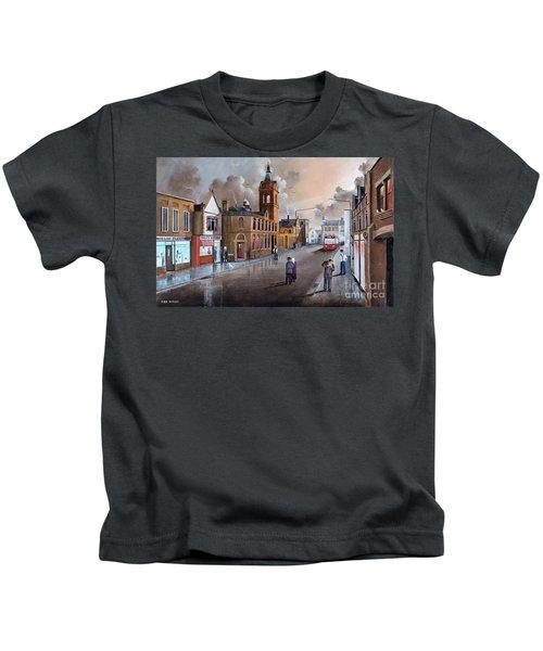Market Street - Stourbridge Kids T-Shirt