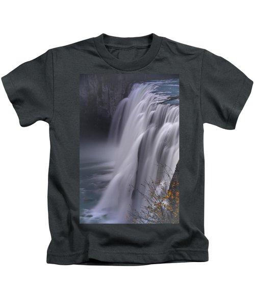 Mesa Falls Kids T-Shirt