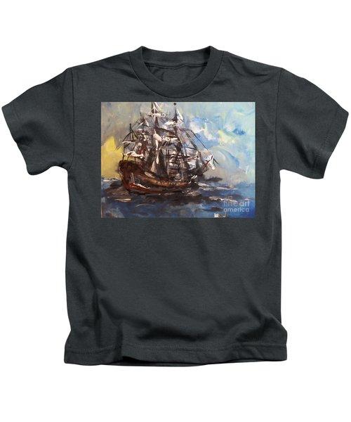 My Ship Kids T-Shirt