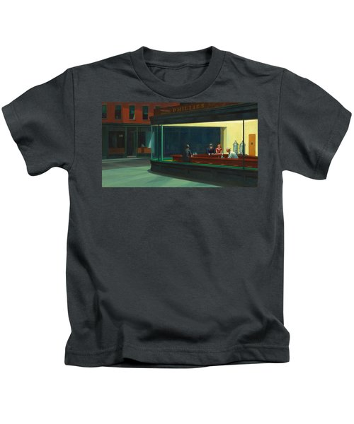Nighthawks Kids T-Shirt