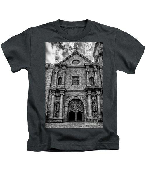San Agustin Church  Kids T-Shirt