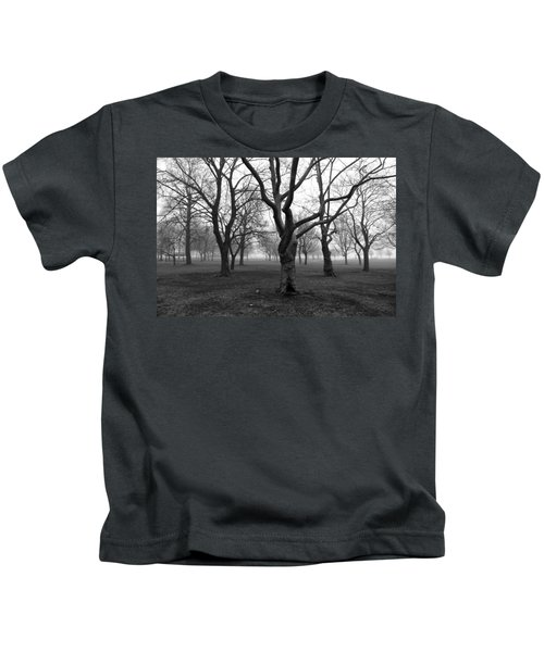 Seaside By The Tree Kids T-Shirt