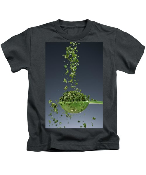 1 Tablespoon Chives Kids T-Shirt