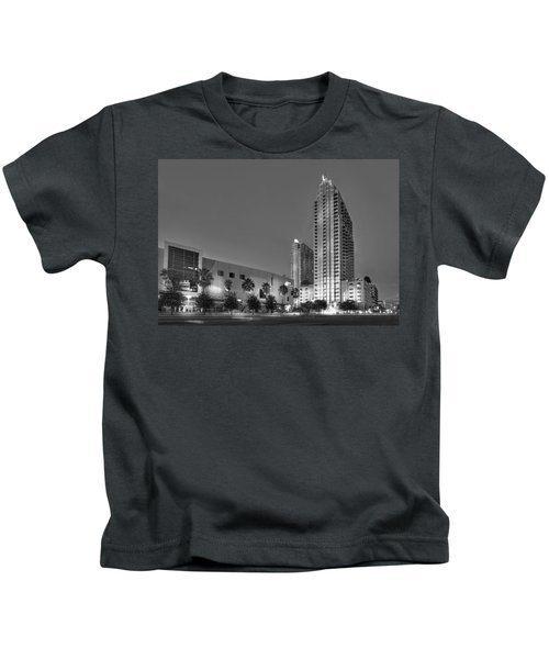 Tampa Skyline Kids T-Shirt
