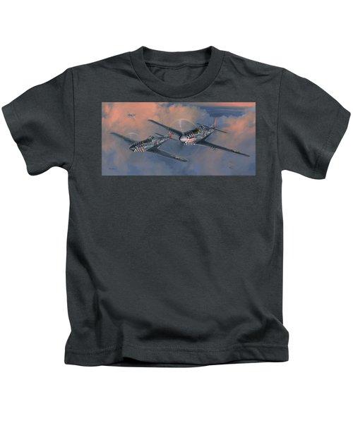 The Duxford Boys Kids T-Shirt