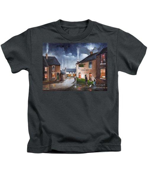 The Hundred House - Lye Kids T-Shirt