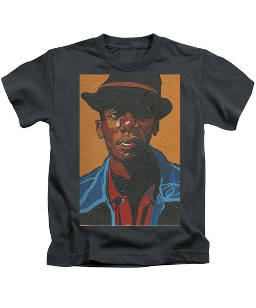 The Most Beautiful Boogie Man Kids T-Shirt