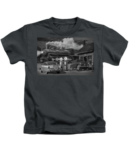 The Pumps Kids T-Shirt