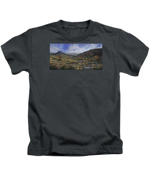 Tres Piedras Kids T-Shirt