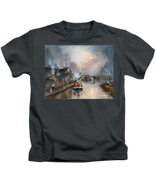 Twilight Departure Kids T-Shirt