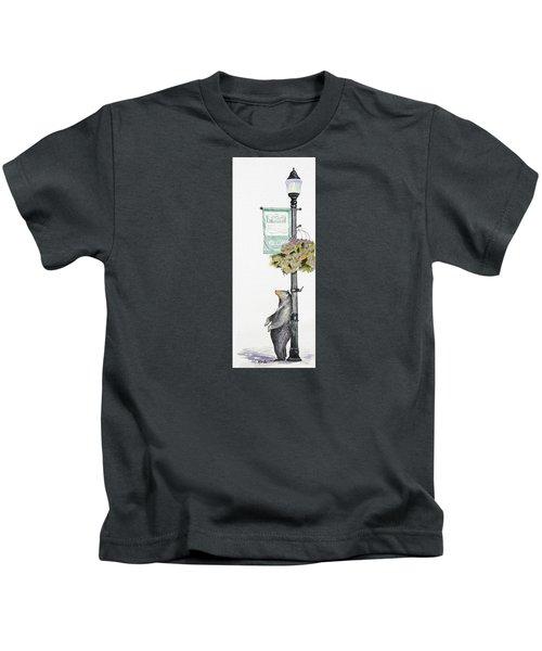 Welcome To Bozeman Kids T-Shirt