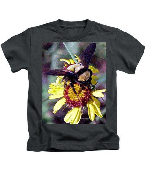 Worker Bee Kids T-Shirt