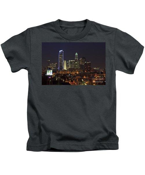 Charlotte Skyline Kids T-Shirt