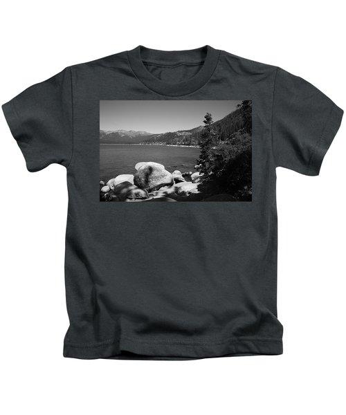 Lake Tahoe Kids T-Shirt