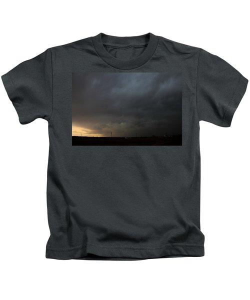 Let The Storm Season Begin Kids T-Shirt