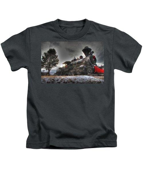 1880 Train Kids T-Shirt