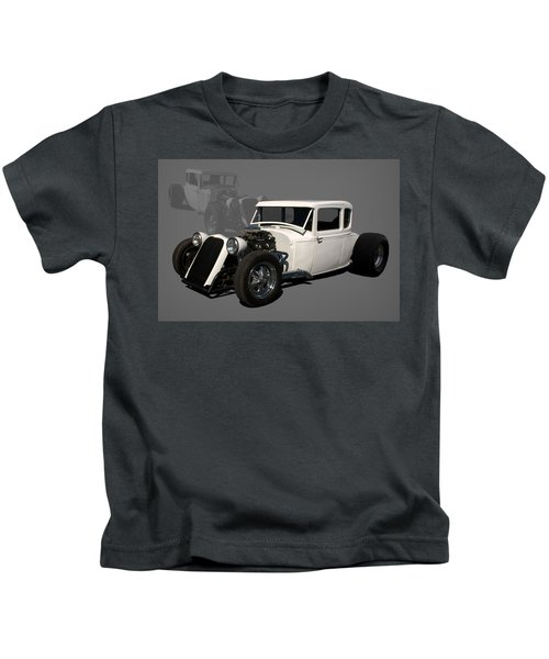 1930 Ford Hot Rod Kids T-Shirt