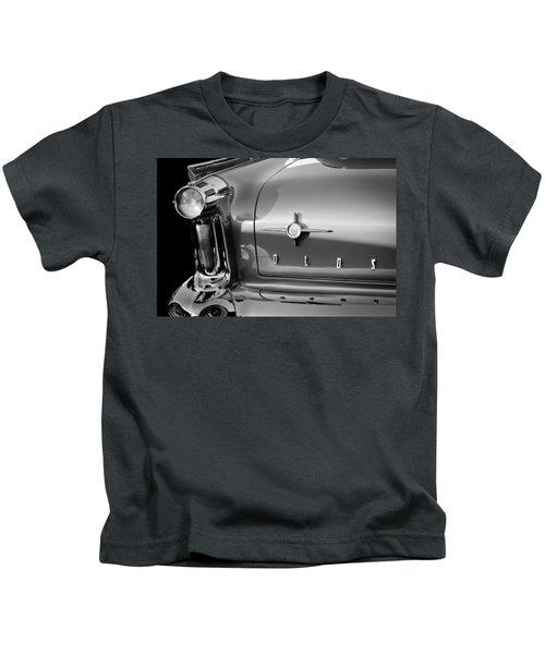 1958 Oldsmobile 98 Taillight Emblem Kids T-Shirt