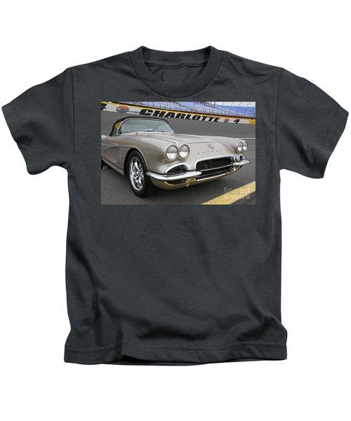 1962 Chevy Corvette Kids T-Shirt