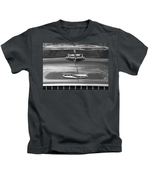 1955 Chevrolet Bel Aire Kids T-Shirt