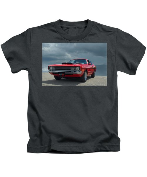 1972 Dodge Demon Kids T-Shirt