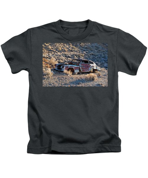 Aguereberry Camp Death Valley National Park Kids T-Shirt