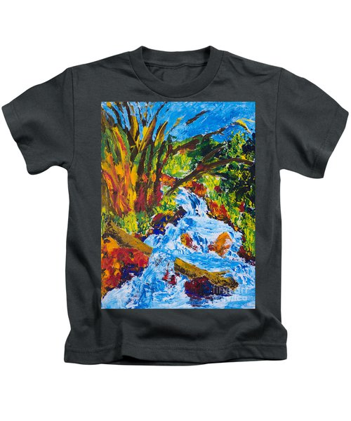Burch Creek Kids T-Shirt