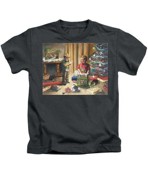 Christmas Time Kids T-Shirt