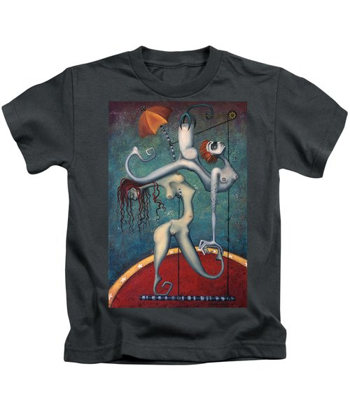 Doctor Vultura's Proportional Sky-fish Daughters  Kids T-Shirt