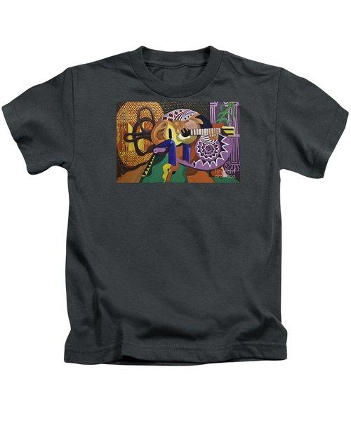 The Guitarist Kids T-Shirt