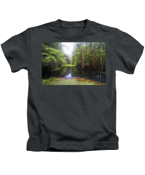 Highlands Hammock Kids T-Shirt