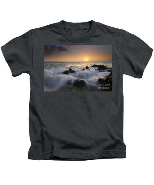 Over The Rocks Kids T-Shirt