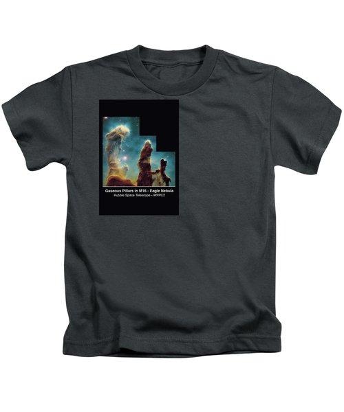 Pillars Of Creation Kids T-Shirt