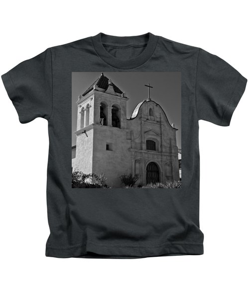 San Carlos Cathedral Kids T-Shirt
