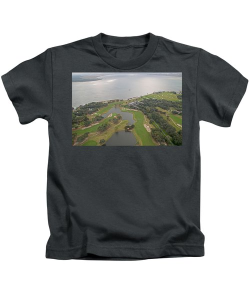 East Coast Georgia Kids T-Shirt