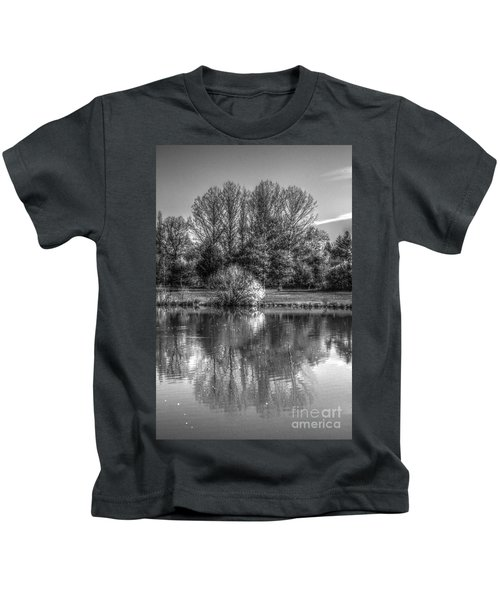 Lake Reflections Kids T-Shirt