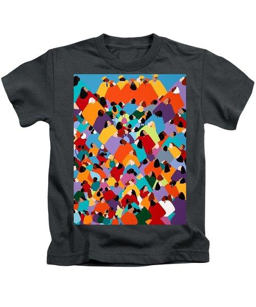 Powerfull Ywcagla Kids T-Shirt