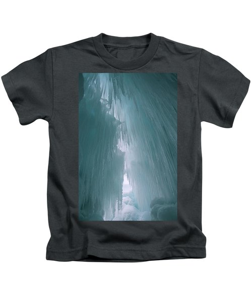 Ice Castle  Kids T-Shirt