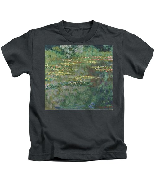 Le Bassin Des Nympheas Kids T-Shirt