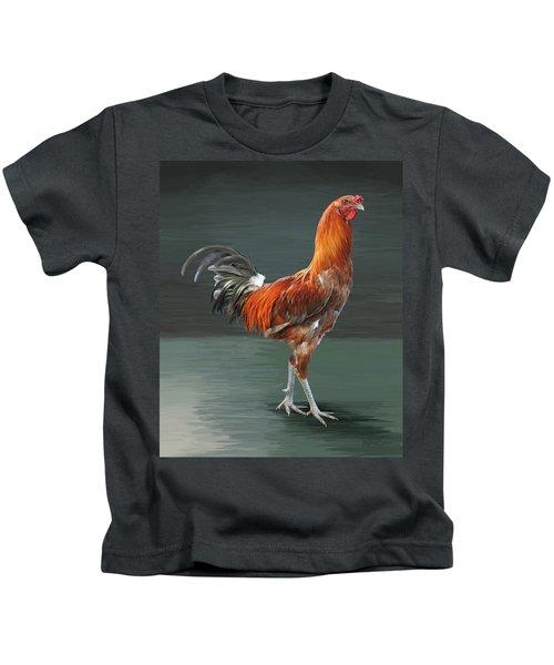 46.liege Game Kids T-Shirt