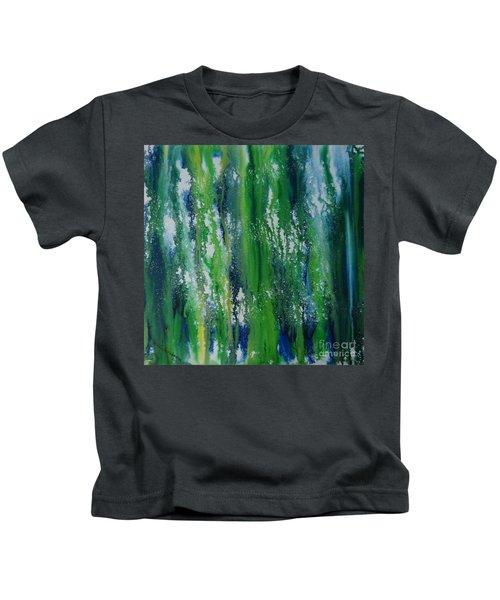 Greenery Duars Kids T-Shirt