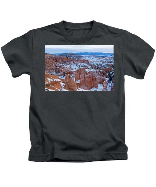 Sunset Point Bryce Canyon National Park Kids T-Shirt
