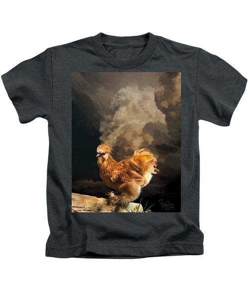 7. Thunder Buff Kids T-Shirt