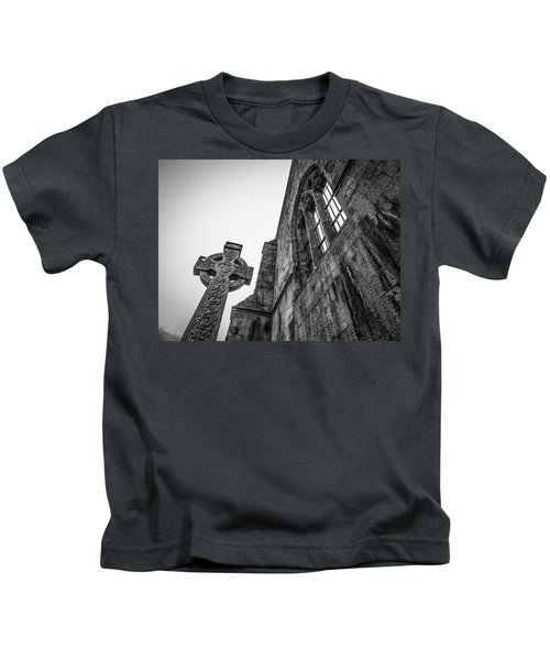 700 Years Of Irish History At Quin Abbey Kids T-Shirt